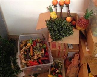 display fruit