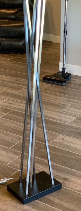 Pacific Coast Contemporary Floor Lamp64x20x8inHxWxD