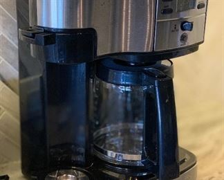 Hamilton beach 2-Way Coffee Brewer 49980A