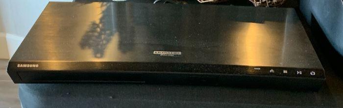 Samsung 4k Ultra HD Blu-Ray DVD Player UBD-M8500