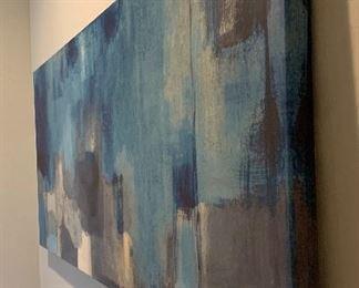 Lanie Loreth Decor Art24x58x1.5inHxWxD