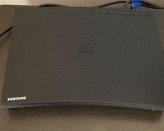 #2 Samsung Blu Ray DVD Player BD-J5700