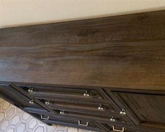 Return Gold  Rustic Dresser/Sideboard42x60x17inHxWxD