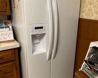 Very nice refrigerator