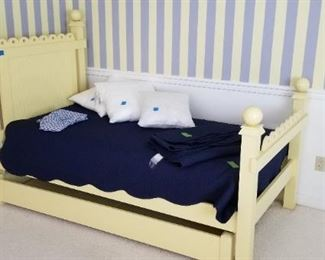 Maine Cottage Furniture trundle bed - two available