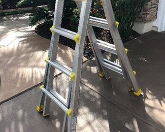 Ladder - full extension