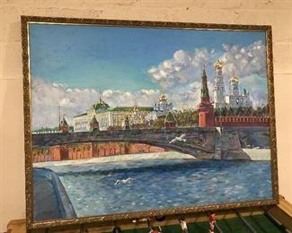 L. Osseny Artwork- Bridge