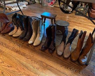 Tony Lama, Dan Post boots
