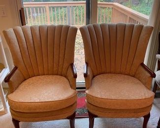Vintage Side Chairs
