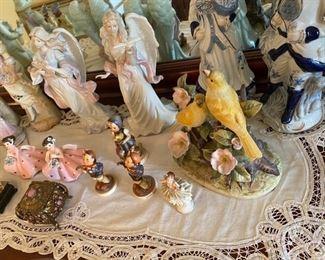 Porcelain Decorations