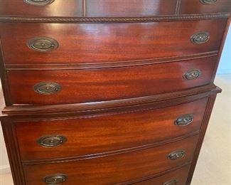 Beautiful Condition 1940's Bedroom Set Dresser