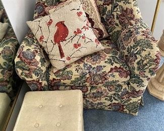 Couch, Loveseat and matching Chair