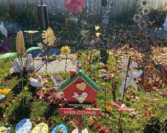 More, yard art!