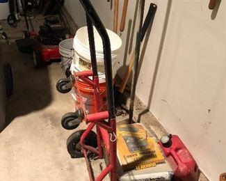 BUY IT NOW! $45 Convertible 2 in 1 hand cart