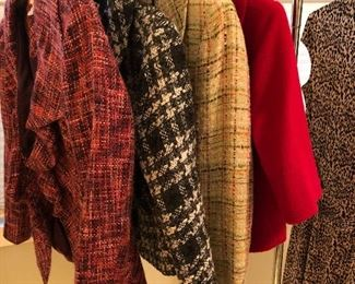 women's blazers / jackets