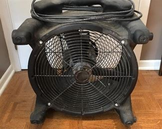 US Products DriEaz commercial grade fan