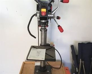 009 Craftsman 12 Bench Drill Press