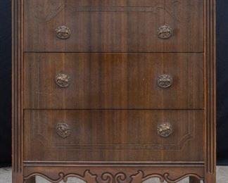 Antique Highpoint Dresser