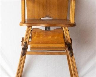Vintage High Chair