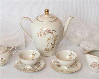 Winterling Porcelain Tea Set