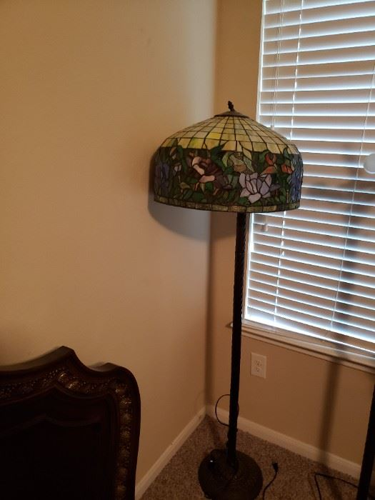 Tiffany Floor Lamp Reproductions