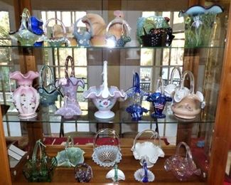 Showcase FULL of FENTON !