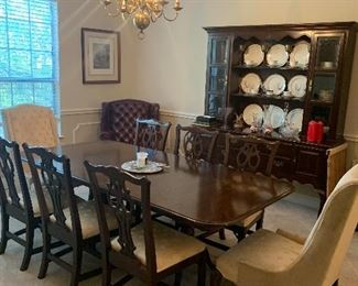 Full dining room - pieces sold separately