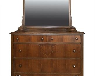 Vintage Dresser with Mirror 125.00 - Call Diane to Purchase 205 799-4166