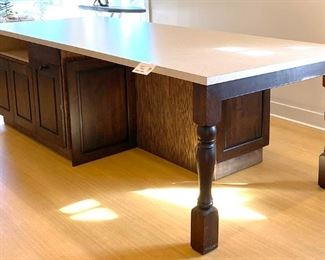 Craft Table - Make Offer - 36 in tall x 120 in long x 49 in wide - Call Diane to purchase 205 799-4166