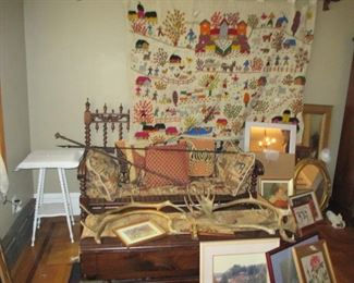 Quilts/Samplers and more