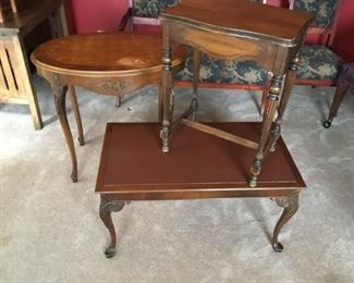 Accent and Coffee Tables