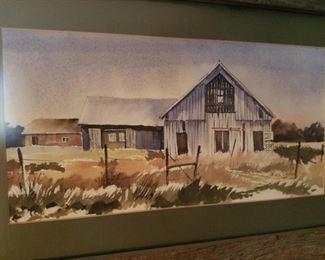 Gail Olsen watercolor