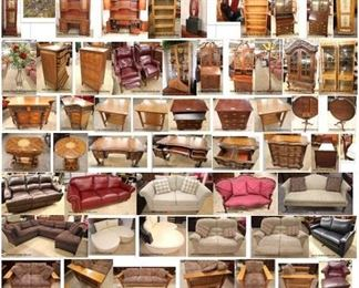 www.SouthJerseyAuction.com  856-467-4834Quality Brand Name Furniture, Stickley, Mid Century Modern, Antique, Fine Art, Rugs, Estate Jewelry, Neon Advertisement & much much MORE