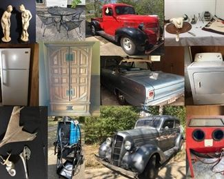 1 A Classic Cars Collage