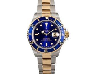 Rolex Two Tone Submariner