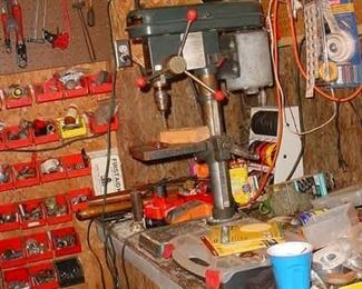 Very nice drill press
