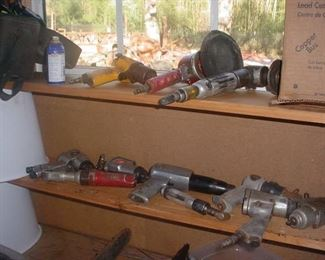 Pneumatic tools of every kind