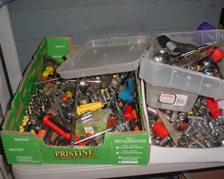 Need sockets, socket wrenches, complete sets and more