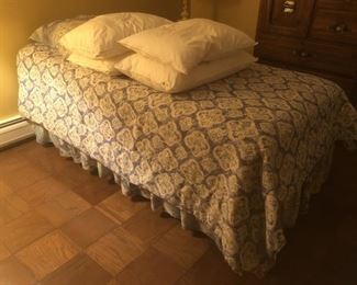fullsize bed