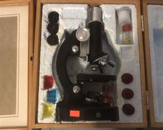 Tasco microscope