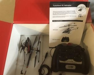Turbohawk RC Helicopter