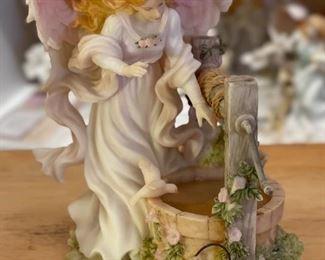 Seraphim Alexandria Endless Dreams Angel Sculpture7.5x5.5x5inHxWxD