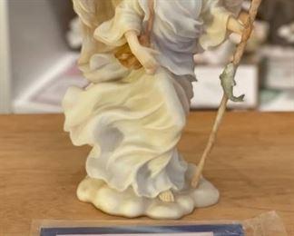 Seraphim Raphael In Heavens Care Angel Sculpture7.5x5x4.5inHxWxD