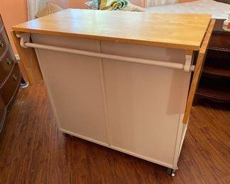 Rolling Sewing/Craft Cart Storage Organizer37x20.5x41-67inHxWxD