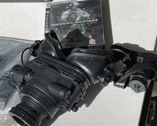 PS3 Modern Warfare 2 Goggles Prestige Edition