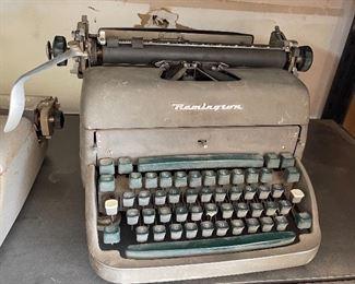 Remington Vintage Typewriter