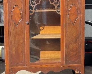 Vintage Levy Furniture Display Cabinet65x39x14HxWxD
