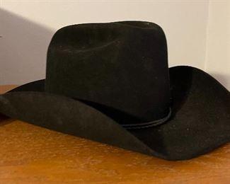 Stetson 4x Beaver Cowboy Hat in Box7 3/8