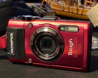 Olympus Stylus TG-3 Tough 16MP Digital Camera