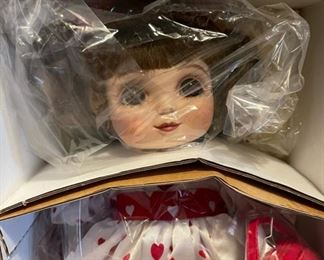 Marie Osmond Adora Belle Sweetheart Doll NIB